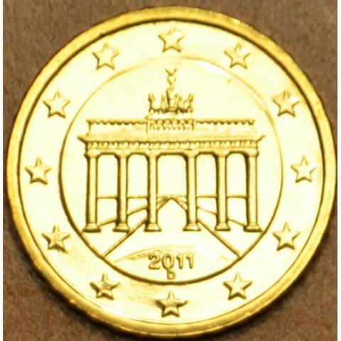 """50 cent Germany """"D"""" 2011 (UNC)"""