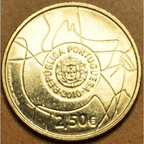 2,5 Euro Portugal 2010 - Torres Lines (UNC)