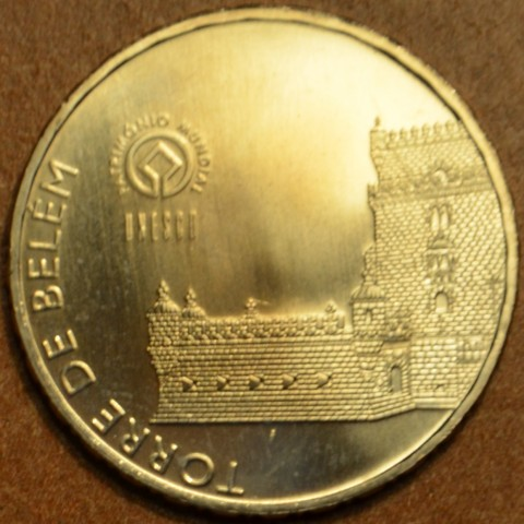 2,5 Euro Portugal 2009 - Tower of Belém (UNC)