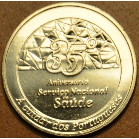 2,5 Euro Portugal 2014 - National health (UNC)