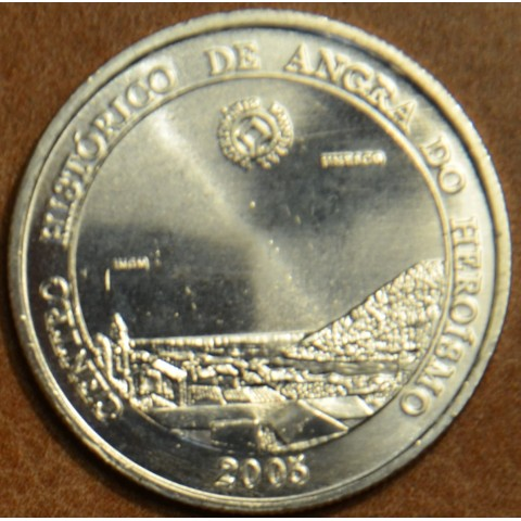 5 Euro Portugal 2005 - Angra do Heroismo (UNC)