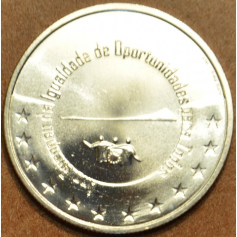 5 Euro Portugal 2007 - Equal Opportunities for All (UNC)