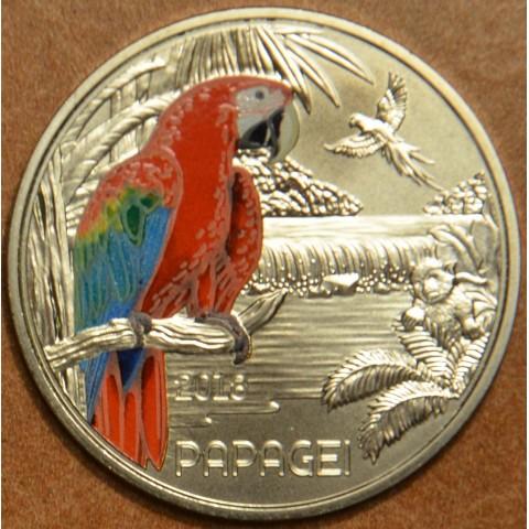 3 Euro Austria 2018 Parrot (UNC)