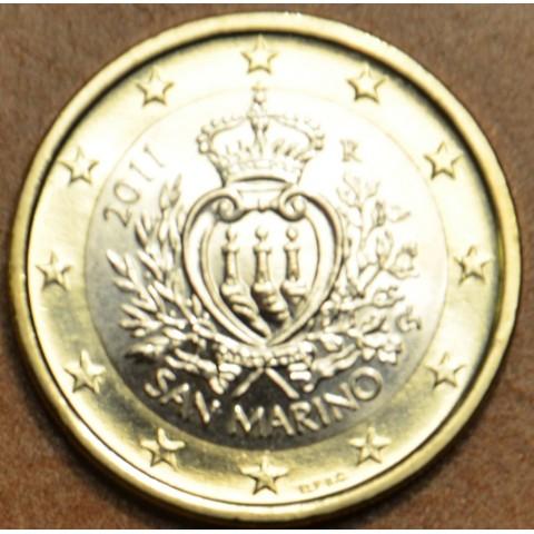 1 Euro San Marino 2011 (UNC)
