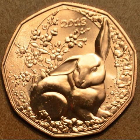 5 Euro Austria 2018 Rabbit (UNC)