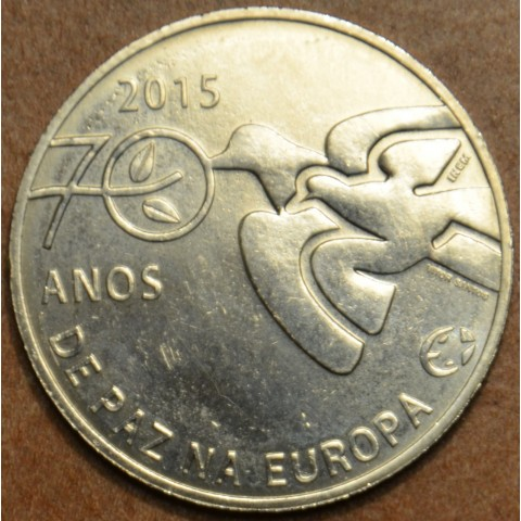 2,5 Euro Portugal 2015 - Peace in Europe (UNC)