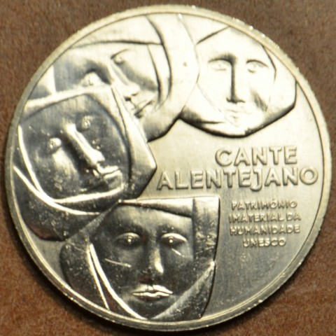2,5 Euro Portugal 2016 - Alentejano (UNC)