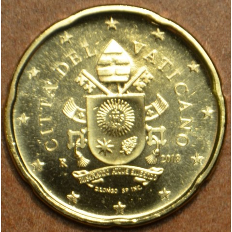 20 cent Vatican 2018 (BU)