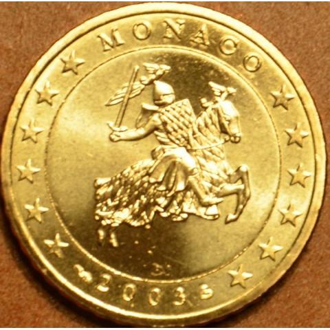 50 cent Monaco 2003 (UNC)