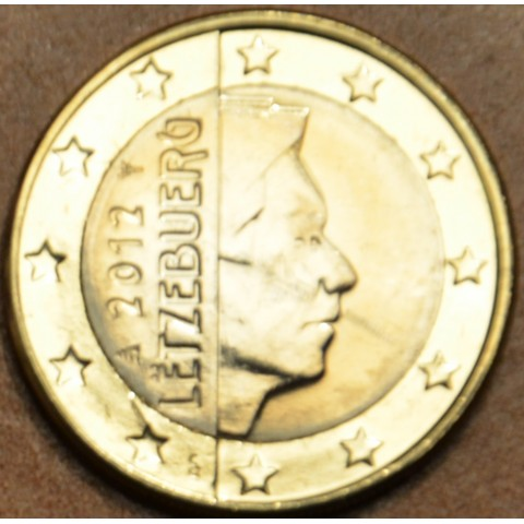 2 Euro Luxembourg 2012 (UNC)