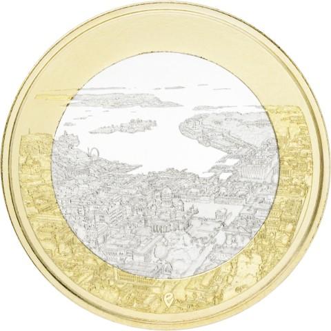 5 Euro Finland 2018 - Helsinki (UNC)