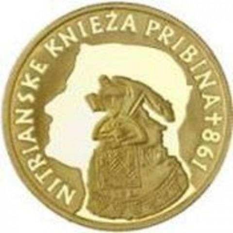 100 Euro Slovakia 2011 - Prince Pribina (Proof)