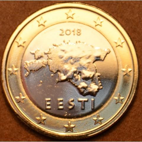 1 Euro Estonia 2018 (UNC)