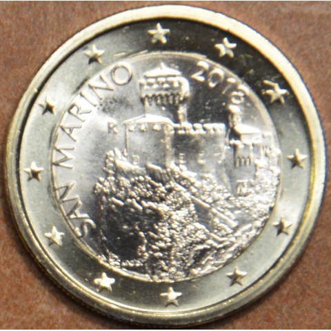 1 Euro San Marino 2018 (UNC)
