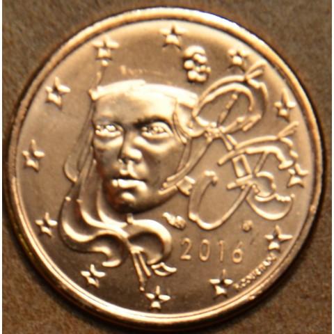 5 cent France 2016 (UNC)