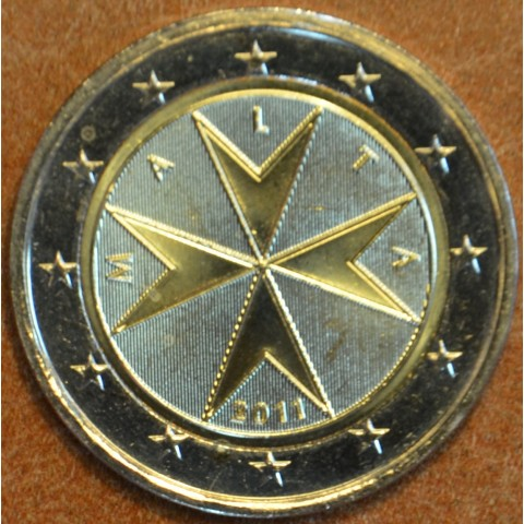 2 Euro Malta 2011 (UNC)