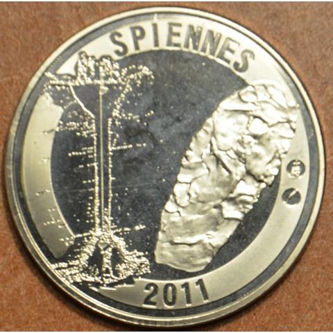 Token Belgium 2011 - Spiennes