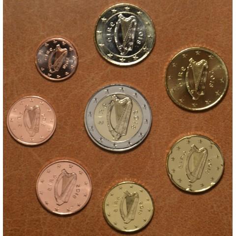 Set of 8 coins Ireland 2018 (UNC)