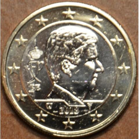 1 Euro Belgium 2018 (UNC)
