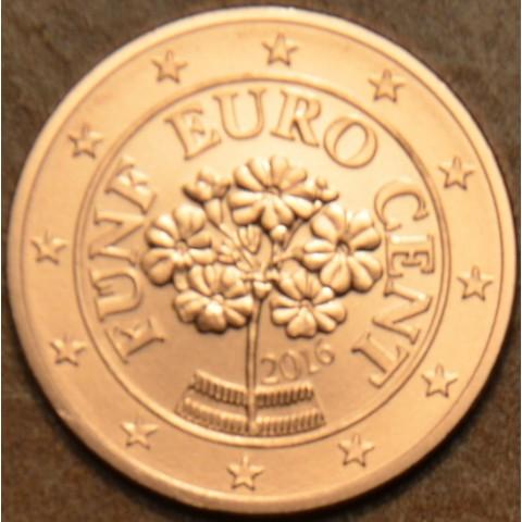 5 cent Austria 2016 (UNC)