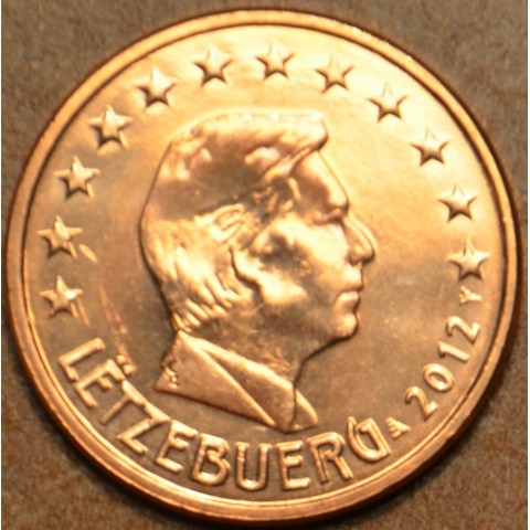 2 cent Luxembourg 2012 (UNC)