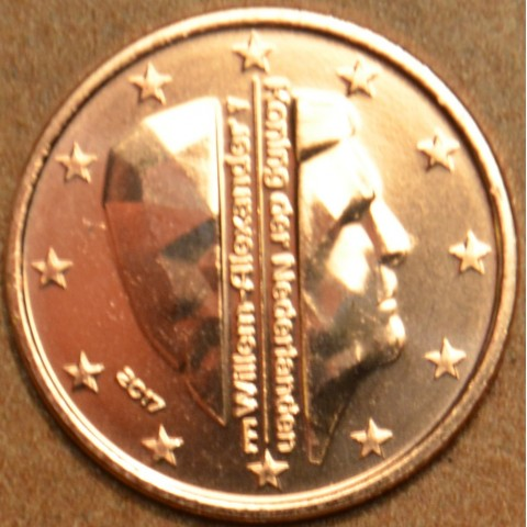 5 cent Netherlands 2017 new mintmark (UNC)