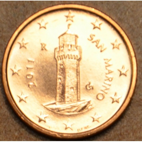 1 cent San Marino 2011 (UNC)