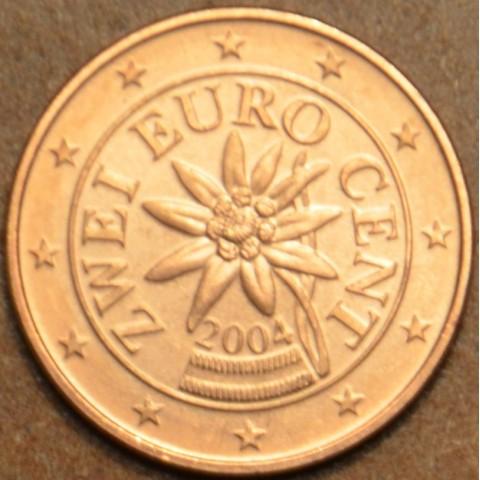 2 cent Austria 2004 (UNC)