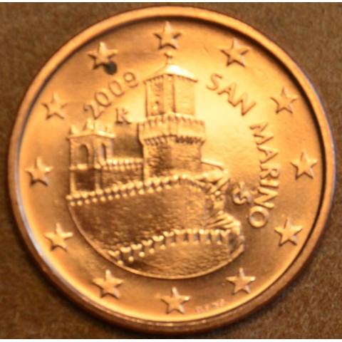 5 cent San Marino 2009 (UNC)