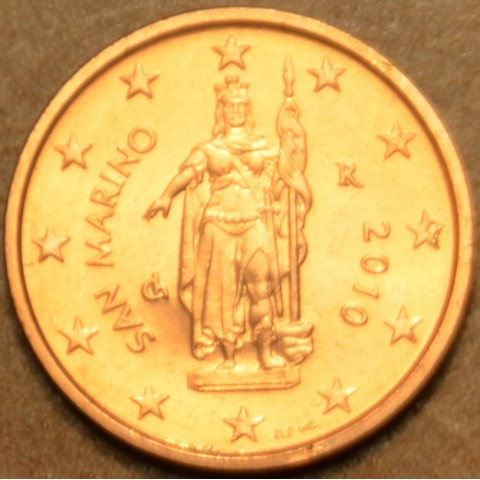 2 cent San Marino 2010 (UNC)