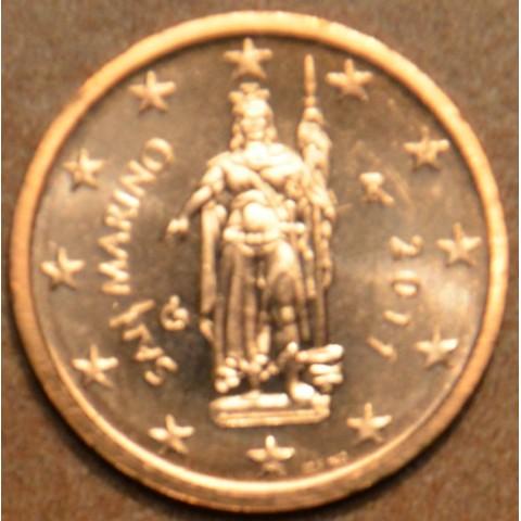 2 cent San Marino 2011 (UNC)