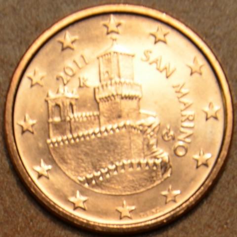 5 cent San Marino 2011 (UNC)
