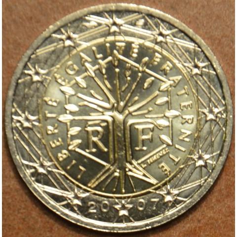2 Euro France 2007 (UNC)