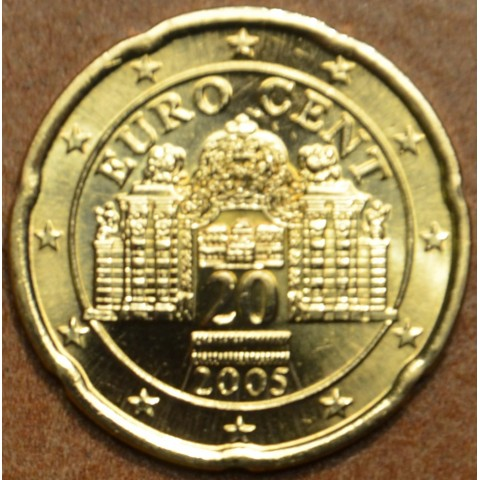 20 cent Austria 2005 (UNC)