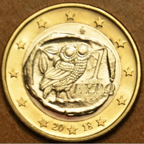 1 Euro Greece 2018 (UNC)