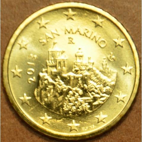 50 cent San Marino 2013 (UNC)