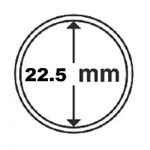 Leuchtturm capsula for 20 cent coin