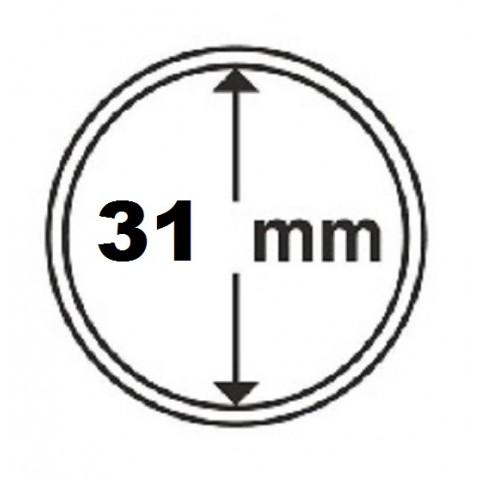 Leuchtturm capsula 31 mm