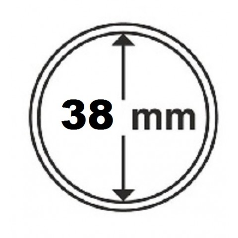 Leuchtturm capsula 38 mm