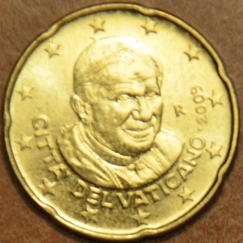 20 cent Vatican 2009 (BU)