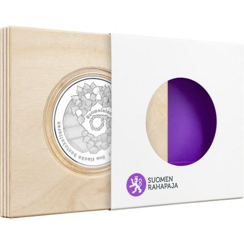 20 Euro Finland 2018 - Finnish sauna (Proof)
