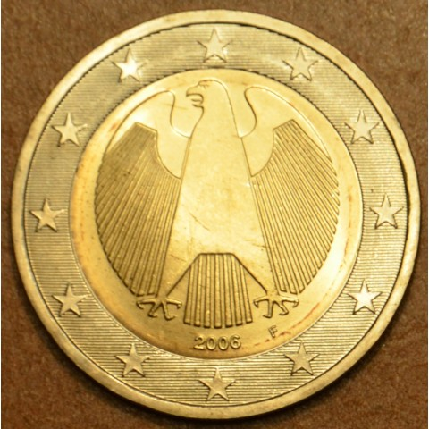 "2 Euro Germany ""F"" 2006 (UNC)"