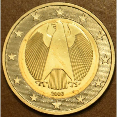 "2 Euro Germany ""J"" 2006 (UNC)"