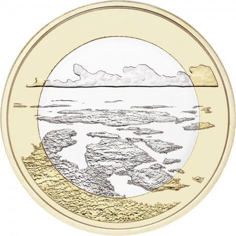 5 Euro Finland 2018 - Archipelago (UNC)