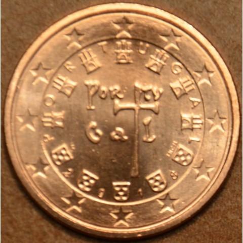 2 cent Portugal 2018 (UNC)