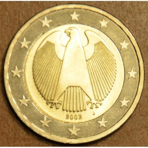 "2 Euro Germany ""J"" 2002 (UNC)"