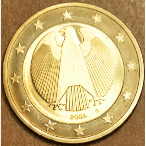 "2 Euro Germany ""G"" 2003 (UNC)"
