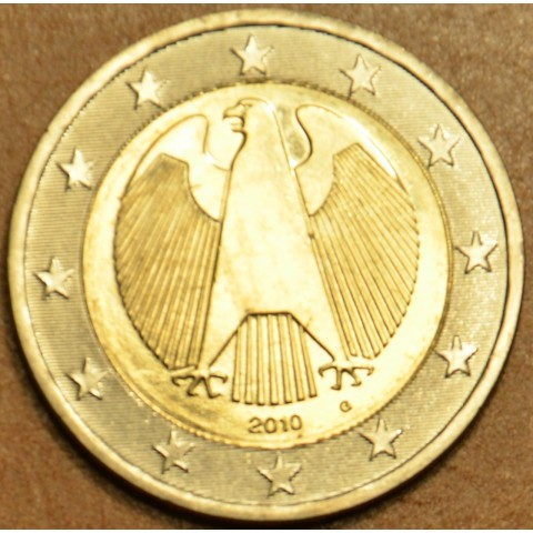 "2 Euro Germany ""G"" 2010 (UNC)"