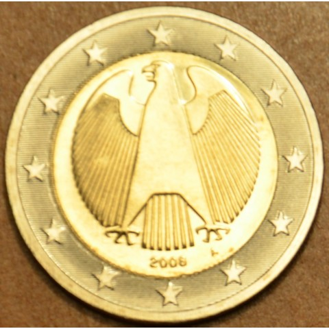 "2 Euro Germany ""A"" 2008 (UNC)"