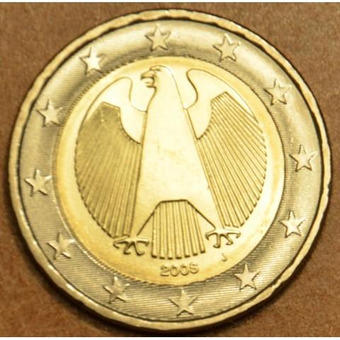 "2 Euro Germany ""J"" 2008 (UNC)"